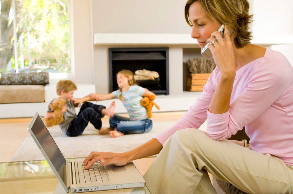 Prednosti i nedostaci rada od kuće. Duplex-control