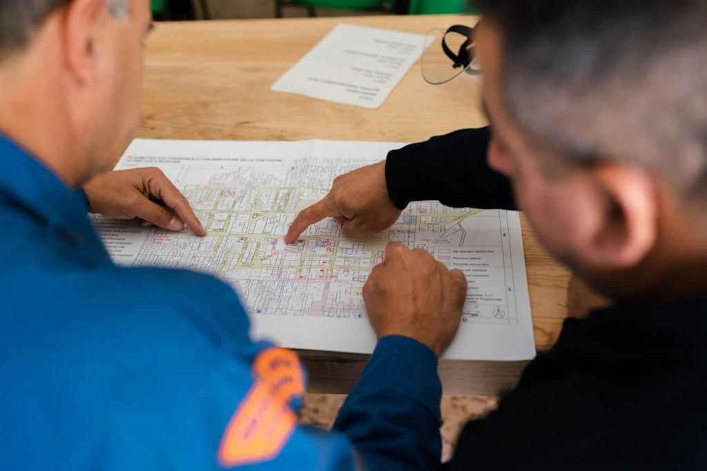 Graficki plan evakuacije